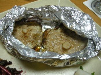 シイタケのバター焼き.JPG