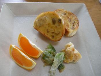 山菜モーニング1.JPG